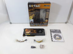 Видеокарта Zotac AMP! GeForce GTX 580 1.5Gb НОВАЯ