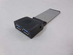Контроллер ExpressCard to 2xUSB3.0 Speed Dragon