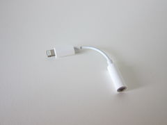 Переходник Apple Lightning to Headphone Jack - Pic n 274750