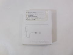 Блок питания USB 1A Apple  - Pic n 274751