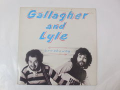 Пластинка Gallagher And Lyle ‎– Breakaway