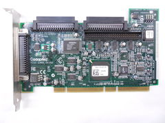 Контроллер PCI-X Adaptec SCSI Card 29160LP
