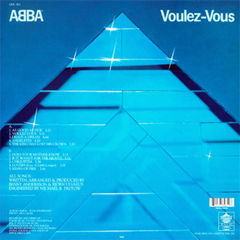 Пластинка Abba Voulez-Vous - Pic n 246228