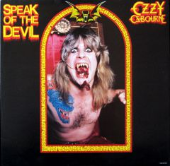 Грампластинка Ozzy Osbourne Speak of the Devil