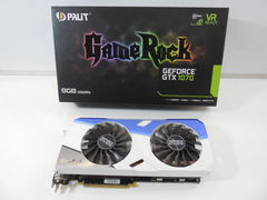 Видеокарта PCI-E Palit GeForce GTX 1070 /8Gb