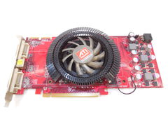 Видеокарта PCI-E PowerColor Radeon HD 3850 /1Gb
