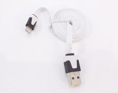 Кабель 8pin Apple Lightning Defender 1м