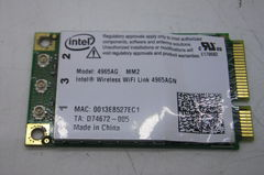 Модуль Wi-Fi mini PCI-E Intel 4965AG_ MM2 /802.11b