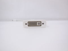 Кабель адаптер Mini DisplayPort — DVI.  - Pic n 41069