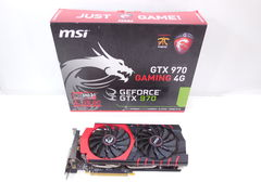 Видеокарта MSI GeForce GTX 970 Gaming 4Gb