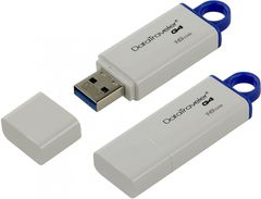 Флэш-накопитель Kingston Datatrevel G4 USB3.0 16GB - Pic n 260019