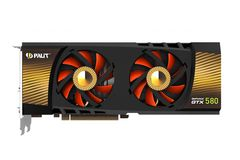 Видеокарта Palit GeForce GTX 580 783Mhz PCI-E 2.0