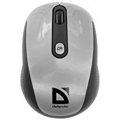 Defender Wireless Optical Mouse <Optimum MS-125