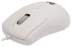 Мышь  Defender Optical Mouse <Flagman 110> White