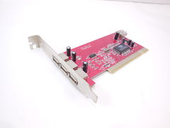 Контроллер PCI to 4xUSB 2.0 port