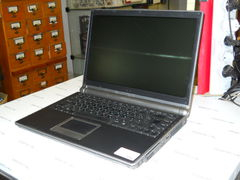 "Ноутбук ASUS W3J Intel Core Duo T2300 (1.66GHz) /DDR2 2Gb /HDD 80Gb /TFT 14"" Wide (1280x768) /Video ATI Radeon X1600 512Mb /DVD-RW /Wi-Fi /LAN /Modem /1394 /VGA /S-Video /3xUSB /CardReader /Expre"
