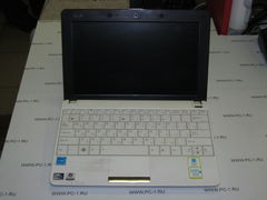 "Нетбук ASUS Eee PC 1001PX Intel Atom N450 (1.66GHz) /DDR2 1Gb /HDD 160Gb /TFT 10.1"" (1024x768) /Video Intel GMA3100 64Mb /DVD нет /Wi-Fi /Web-Cam /CardReader /2xUSB /VGA /LAN /Цвет: белый"