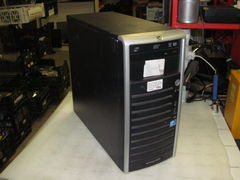 Сервер HP Proliant ML110 G5 Intel XEON E3110