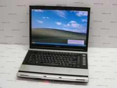 "Ноутбук Toshiba Satellite A110-195 Intel Core Duo T2250 (1.73GHz) /DDR2 2Gb /HDD 80Gb /TFT 15.4"" (1280х800) /Video Intel GMA 950 128Mb /Wi-Fi /DVD-RW /CardReader /PCMCIA /USB /VGA /LAN /Modem /Wi"