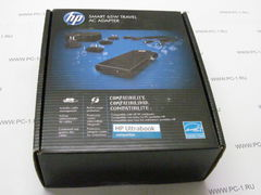 Адаптер питания HP AC Adapter Smart Travel 65W /Output: 19.5V /3.33A /RTL /НОВЫЙ