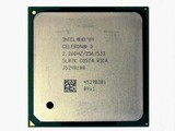 . Intel CPU Socket 478 (Celeron)