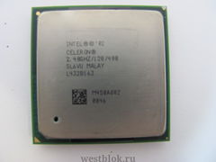 Процессор Socket 478 Intel Celeron 2.4GHz